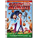 Cloudy with a Chance of Meatballs (Two-Disc Edition)