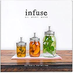 W&P Design MAS-BOOK2 Infuse: Oil, Spirit, Water, White