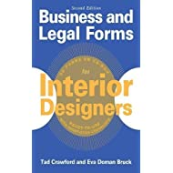 Business and Legal Forms for Interior Designers, Second Edition by Tad Crawford (2013-07-09)