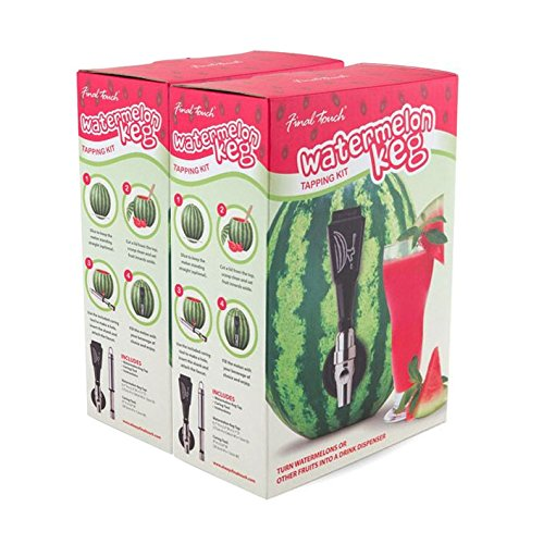 (The Watermelon Keg Tap Kit - 2 Pack)