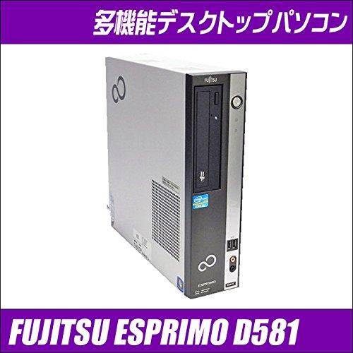 素晴らしい外見 富士通 ESPRIMO D581 コアi5搭載 メモリ16GBにアップグレード実施中 D581! 富士通! B01MQRF462, 北安曇郡:9c7e2bfe --- arbimovel.dominiotemporario.com