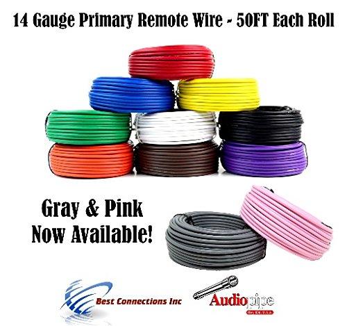 14 ga primary wire - 8