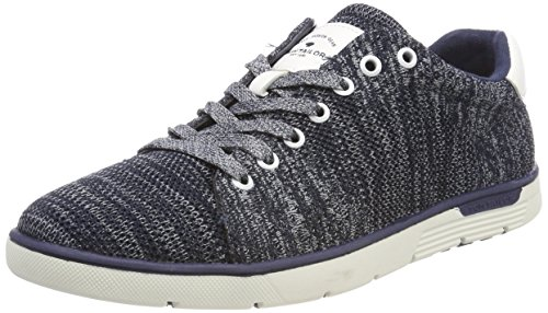 Tom Marine Bleu 4880305 Homme Baskets Tailor wqrw8BC