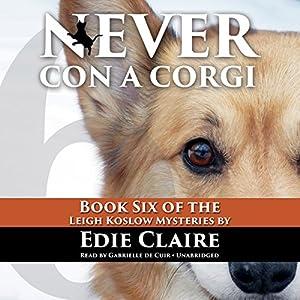 Never Con a Corgi Audiobook