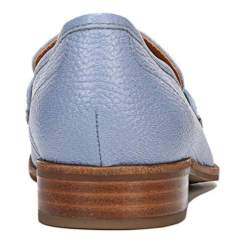 Franco Sarto Damen Penny Loafer Sommer Blue Lama Tumble Leder
