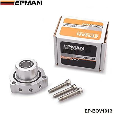 epman Turbo Blow Off Válvula Adaptador Espaciador atmosférica para Audi A3 (modelos 1.4T/2.0T FSI B7: Amazon.es: Coche y moto