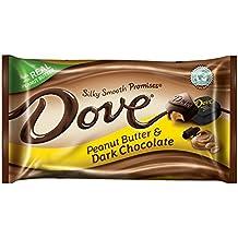 DOVE PROMISES Peanut Butter & Dark Chocolate Candy 7.94-Ounce Bag