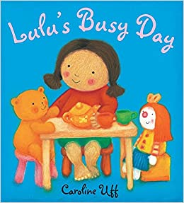 Book Lulu's Busy Day
