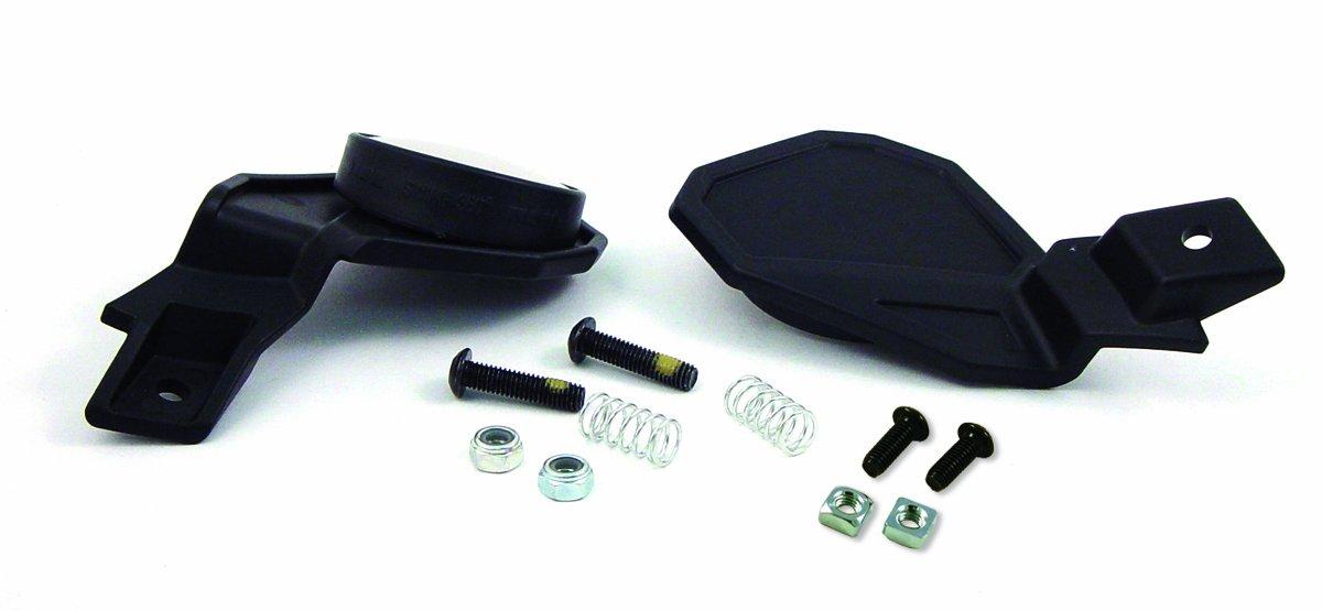 PowerMadd 34289 Star Series / Trail Star Handguard Mirror Kit
