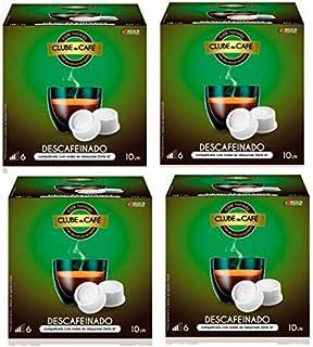 Cápsulas Delta®* Q Compatibles Descafeinado 40 unidades