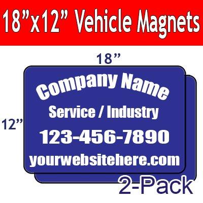 Custom Car Magnets 12