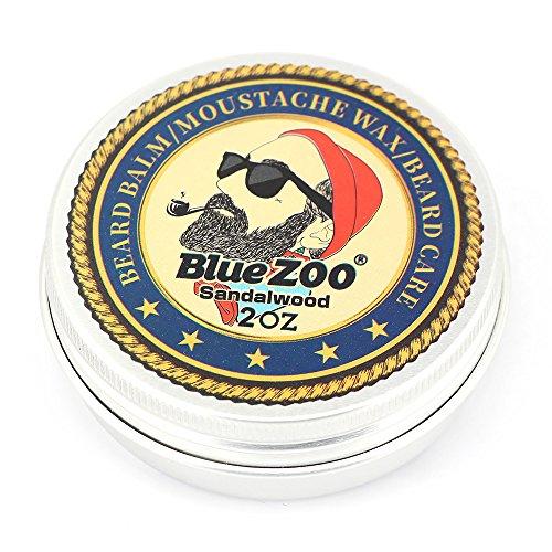 BlueZOO Conditioner Natural Ingredients 2OZ Sandalwood