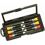 Bahco 706-1 Precision Screwdriver Set with 4 Slots and 2 Phillips