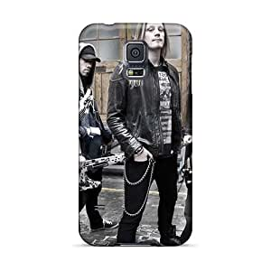 Scratch Protection Cell-phone Hard Covers For Samsung Galaxy S5 (kRd15880mDuP) Provide Private Custom Lifelike Bon Jovi Series