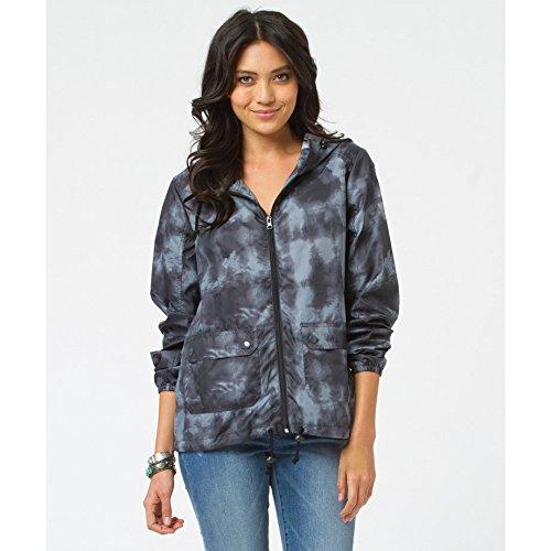 Billabong Juniors Wise Up Fleece Jacket, Off Black, Large