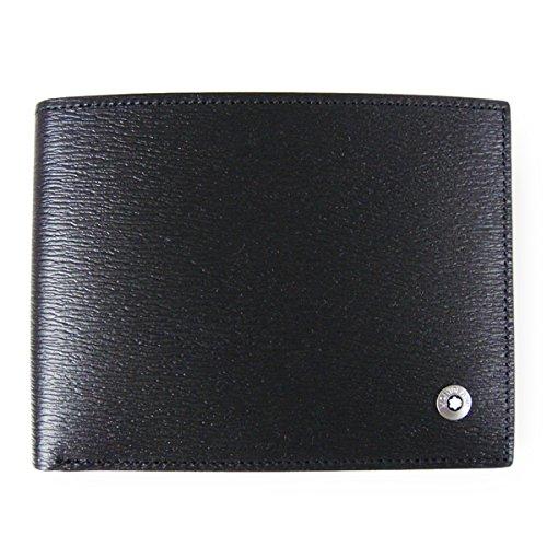 モンブラン MONTBLANC 4810 WESTSIDE ウェストサイド ウォレット 6CC 2つ折り財布 ブラック 38036 [並行輸入品] B00RWIO48M
