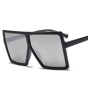 YANKAN Lentes Marco Gafas de Sol Grandes Cuadrados Gafas de ...