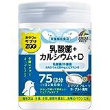 ユニマットリケン おやつサプリZOO 乳酸菌+カルシウム+D 150g