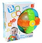 Bkids Blink and Bling Ball