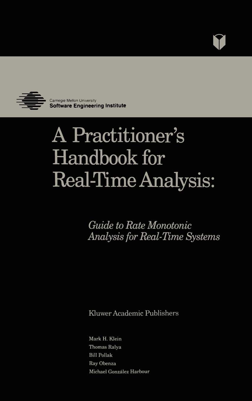 A Practitioner's Handbook for Real-Time