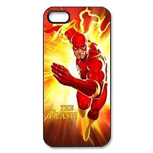 iPhone 4 / iPhone 4s TPU Gel Skin / Cover, Custom Anime TPU iPhone 4g Back Case - The Flash