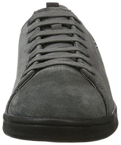 Homme A Sneakers Warrens Grey Geox U Basses Gris dk 4wOqxXtxE