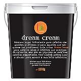 Linha Dream Cream Lola - Mascara Super Hidratante 3000 Gr - (Lola Dream Cream Collection - Deep Conditioning Masque Net 105.82 Oz)