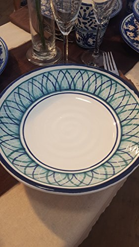 Pasta or Soup Plate with the
