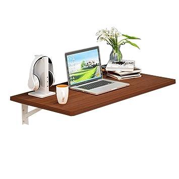 ZND Simplicidad Elegante Mesa de Pared Soporte para Computadora ...