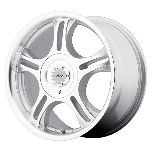 AMERICAN RACING ESTRELLA MACHINED W/CLEAR COAT ESTRELLA 15x7 4x100.00/4x114.30 MACHINED W/CLEAR COAT (35 mm)