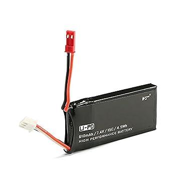 Hubsan H502S H502E X4 Drone Batería Recargable (H502S H502E ...