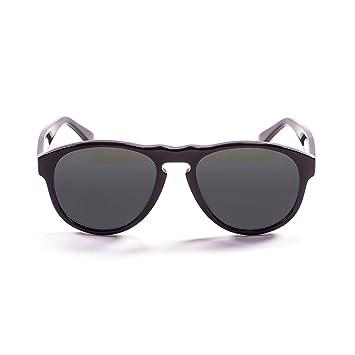 Ocean Sunglasses Whasington - Gafas de sol polarizadas, Unisex Adulto, Negro (Noir Laqué