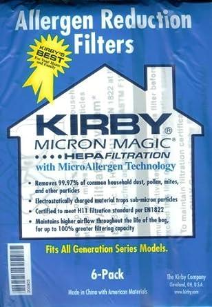Amazon.com: Original Kirby Sentria, G7 y bolsas de reducción ...