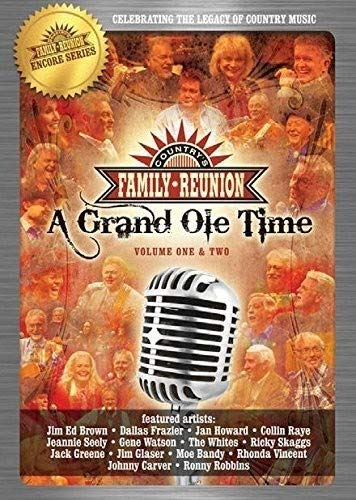 - Country Family Reunion: A Grand Ole Time Vol 1-2