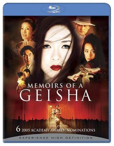 Memoirs of a Geisha [Blu-ray]