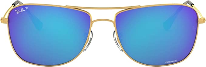 TALLA 59. Ray-Ban Gafas de sol Unisex Adulto