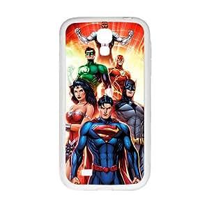 Super Heros White Samsung Galaxy S4 case