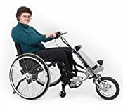 Amazon.com: Firefly Electric Attachable Handcycle for Wheelchair: Health & Personal Care