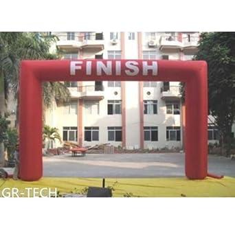 gr-tech Instrumento® 26 ft larga (Span) arco hinchable ...