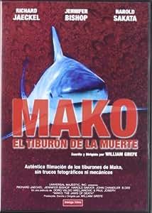 Mako El Tiburon De La Muerte [DVD]