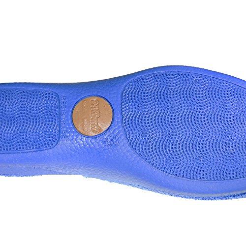 DEVALVERDE - Chinela de DeValverde - Modelo 187 Azul
