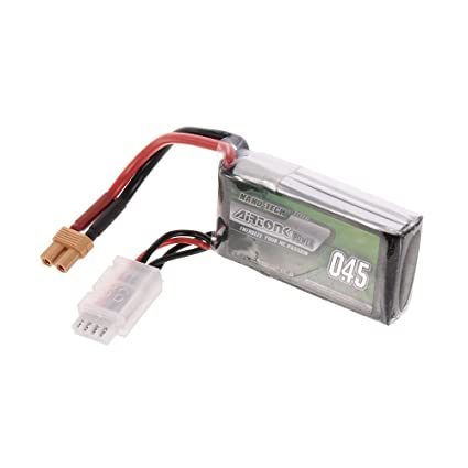 Amazon com: 30C Rechargeable Lipo Battery with XT30 Plug for RC