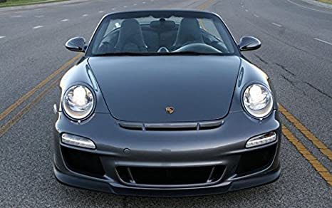 Amazon.com: New Gen 2011 Porsche 997.2 GT3 Front Bumper for Late & Early 997 Carrera: Automotive
