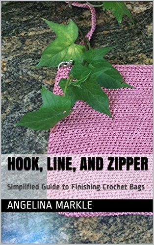 (Hook, Line, and Zipper: Simplified Guide to Finishing Crochet Bags)