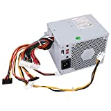 Li-SUN 280W Power Supply Replacement for Dell Optiplex GX520 GX620 740 745 755 210L 320 330 Dimension C521 3100C GX280 P N MH596 MH595 RT490 NH429 P9550 U9087 X9072 NC912 JK930