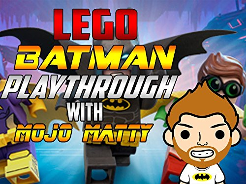 Clip: Lego Batman Playthrough With Mojo Matt