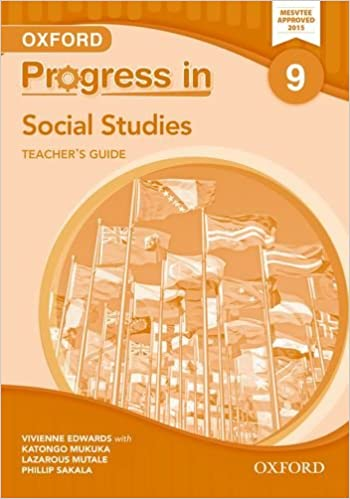 Buy Progress In Social Studies Zambia Grade 9 Teacher S