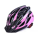ShiningLove BMX Cycling Helmet Ultralight Bicycle Helmet Integrated Molding Breathable Cycling Helmet for Man Woman