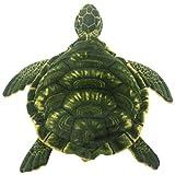 TAGLN Realistic Stuffed Animals Sea Turtle Soft Plush Toys Lifelike Tortoise Pillows for Children's Gifts (20 Inch)