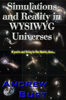 Simulations and Reality in WYSIWYG Universes by [Burt, Andrew]